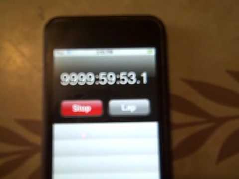 這人等417天想要看「iPod計時器過了9999小時」會發生什麼,超淡定結果廢到笑!