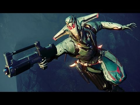 warframe is coming to playstation 4
