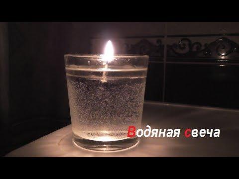 Свеча быстро своими руками
