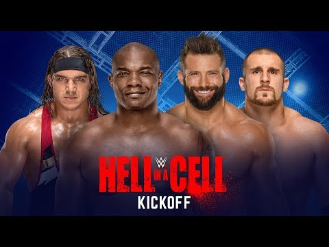 Video WWE Hell In A Cell Kickoff: Oct. 8, 2017 download in MP3, 3GP, MP4, WEBM, AVI, FLV January 2017