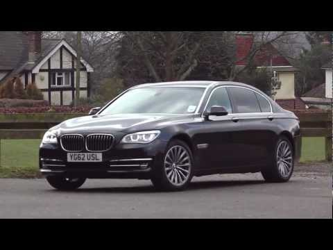 2013 BMW 7-Series 3.0 Long Wheelbase Feature