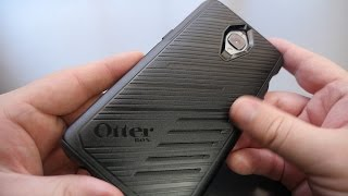 OnePlus 3 Otterbox Case http://amzn.to/2bB55df The Otterbox OnePlus 3 Case is a nice protective case lets take a closer look in my review. Also checkout the ...