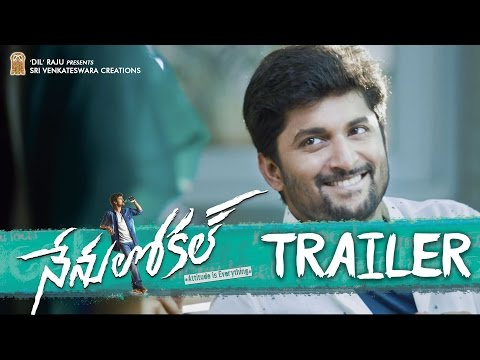 Nenu Local Movie Trailer HD - Nani, Keerthy Suresh