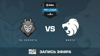 G2 vs North, game 1