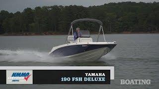 3. Boat Buyers Guide: 2019 Yamaha FSH 190