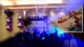 DAIMSR BBA  Fresher's Party