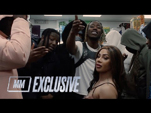 Tizzy Ft Ghosty – For Me ft. Scorcher (Music Video) | @MixtapeMadness