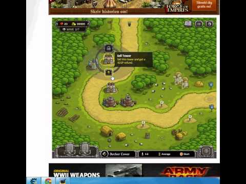 How to hack Kingdom Rush with Cheat Engine 6 2