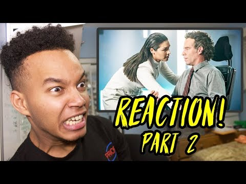 """The Flash Season 4 Episode 7 """"Therefore I Am"""" REACTION! (Part 2)"""