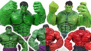 Video Thanos stole Infinity Stone! Marvel Hulk brother and red reproduction hulk army! Go! - DuDuPopTOY MP3, 3GP, MP4, WEBM, AVI, FLV Juli 2018