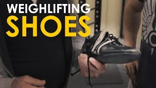 weightlifting shoes with mark rippetoe  the art of manliness