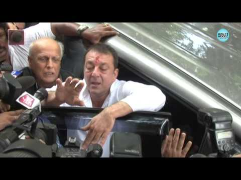 Jail Authorities Deny Home Food To Sanjay Dutt