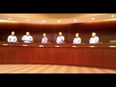 stand - Mayor John Rees, of Winter Garden, Florida, forces a man to leave a public meeting after the man refuses to stand for prayer http://thinkprogress.org/justice/2014/08/31/3477694/florida-mayor-ej...
