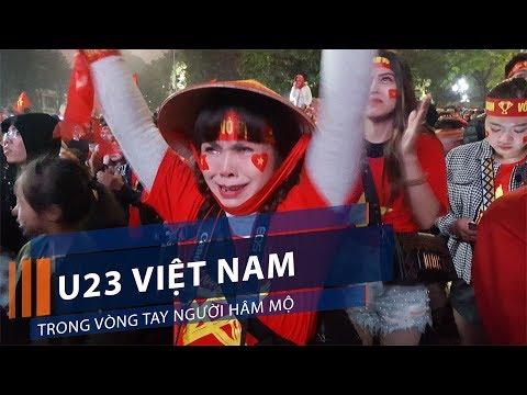 U23 Việt Nam trở về trong vòng tay người hâm mộ | VTC1 - Thời lượng: 2 phút, 11 giây.