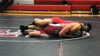 Jake Sproat Warrensburg vs Luke Drenon Odessa 138 lbs