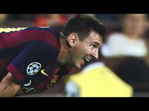 LEO MESSI: Dont Go Down - epic motivition video