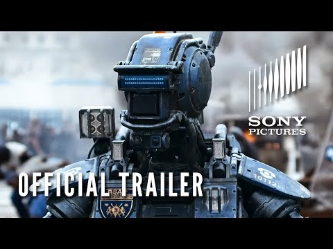 CHAPPIE Trailer (Official HD) – In Theaters 3/6