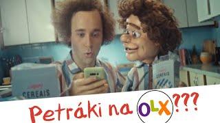 Petráki na OLX ???