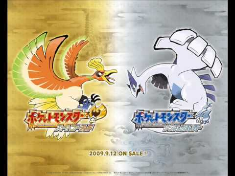 Pokemon HeartGold and SoulSilver - Cerulean City/Fuchsia City