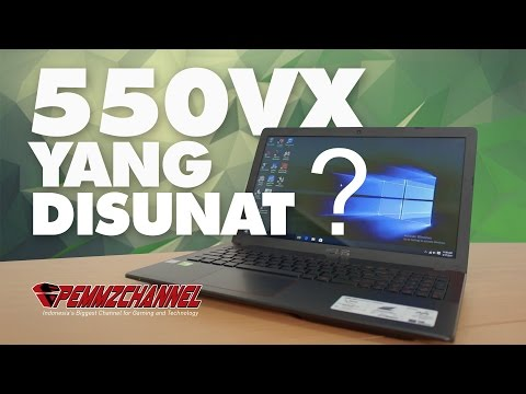 , title : 'Review Asus X550VQ -  X Series Versi Hemat'