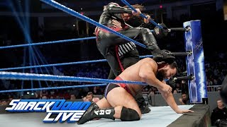 Nonton Shinsuke Nakamura vs. Rusev - United States Championship Match: SmackDown LIVE, Dec. 25, 2018 Film Subtitle Indonesia Streaming Movie Download
