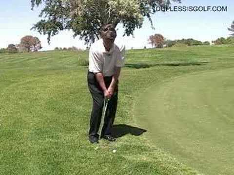 Golf Instruction - Great Chipping