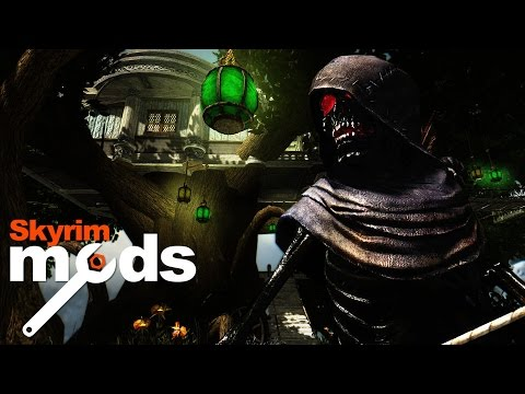 Undead Winter Treehouse - Top 5 Skyrim Mods of the Week