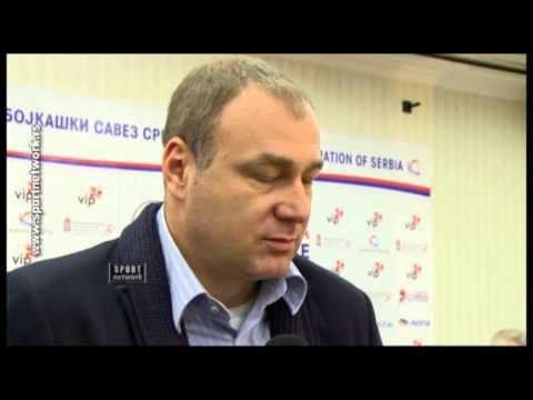 Žreb za Kup Srbije - Željko Tanasković