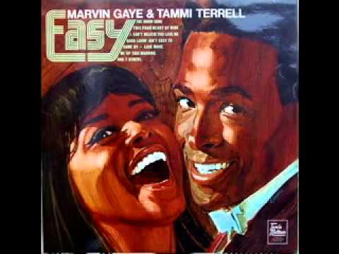 Marvin Gaye - I Can't Believe You Love Me lyrics