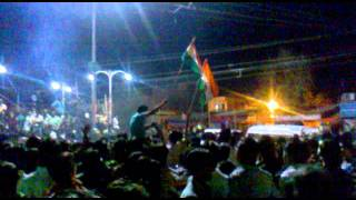 Jalore India  city photos : celebration jalore. India win world cup cricket 2011 abhisumi's view