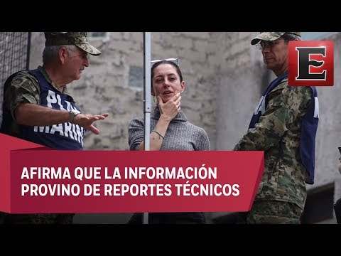 """Marina se disculpa por el caso de la niña """"Frida Sofía"""""""