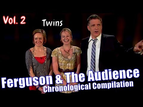 Craig Ferguson & His Audience - 2012 Edition, Vol. 2 Out Of 4