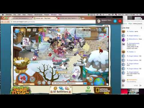 Animal Jam: Early Valentine's Special! BETA CONFESSED HIS LOVE!!