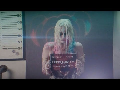 Harley Quinn's Introduction Scene - Suicide Squad [HD]