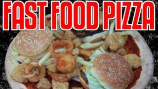 Fast Food Pizza - Epic Meal Time