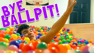 WE DESTROYED THE BALL PIT (FINAL GOODBYE)