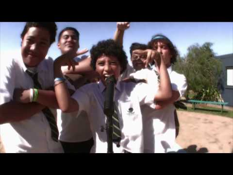 Jonah From Tonga - Don't Be A Bully - Music Video