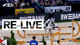 RE-LIVE | FEI Jumping Ponies' Trophy | Stuttgart | Int. Jumping Competition incl. Jump Off