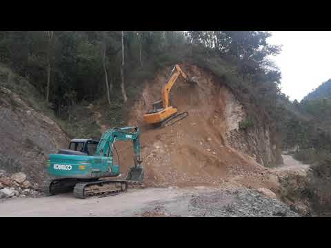 (Dengerous Work Bravy Excavator Driver - Duration: 61 seconds.)
