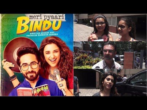 Parineeti Chopra   Ayushmann Khurrana   Public Review For Film Meri Pyari Bindu