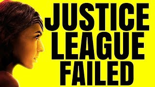 Video Why Justice League Failed MP3, 3GP, MP4, WEBM, AVI, FLV September 2018