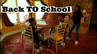 First Day Of School After Holiday Break!
