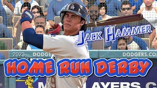 In this MLB The Show 17 Road To The Show episode Jack Hammer is invited to participate in the 2023 MLB Home Run Derby in...