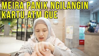 Video NGILANGIN KARTU ATM ! SAMPE NANGIS :( MP3, 3GP, MP4, WEBM, AVI, FLV April 2019