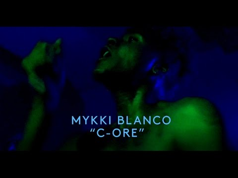 Head into the dark dystopia of 'C-ORE' with Mykki Blanco's Dogfood Music Group
