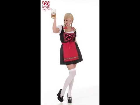 Costume de Bavaroise XL-v29646