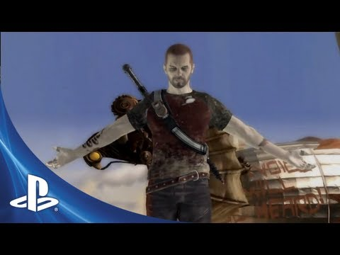 PlayStation® All-Stars Battle Royale - Evil Cole MacGrath