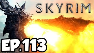 Skyrim: Remastered Ep.113 - THE WABBAJACK!!! (Special Edition Gameplay)