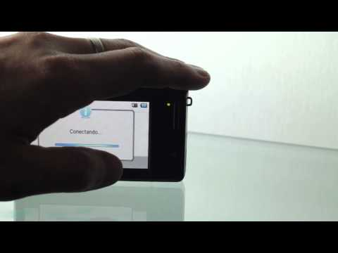 Samsung SH100 con WiFi