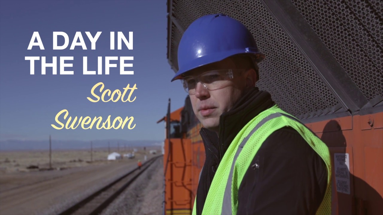 A Day in the Life - Scott Swenson